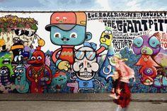 #visitgent street art graffiti gent ghent belgium europe streetart