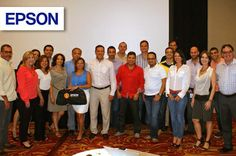 Visit our official webpage so you can enjoy reading about Epson's presentation about their new products while they enjoyed the World Cup today with their Miami & Caribbean distributors !