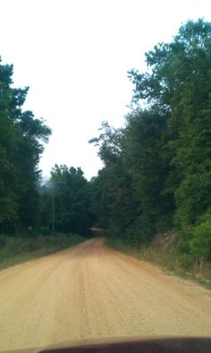 Dirt Road, the south, georgia