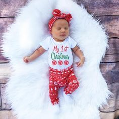 Christmas Outfit For Infants Gallery Christmas Outfit For Infants. Here is Christmas Outfit For Infants Gallery for you. Christmas Outfit For Infants my first christmas outfit ba girl onesie Newborn Christmas, Baby Girl Christmas, 1st Christmas, Christmas Gifts, Christmas Ideas, Christmas Tops, Christmas Design, Christmas Pictures, Christmas Shopping