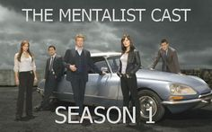 The Mentalist - very Monk-esque show