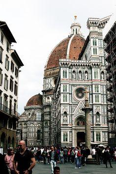 DUOMO   FLORENCE, ITALY   TRAVEL