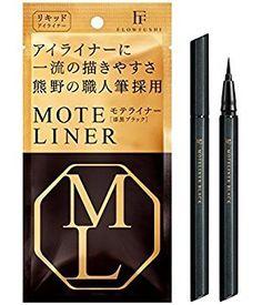 Flowfushi Mote Liner Waterproof Liquid Eye Liner TAKUMI Black ** For more information, visit image link.