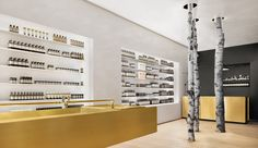 Aesop calling: The Australian skincare brand opens two retail spaces in Montreal by local firms Naturehumaine and Alain Carle.