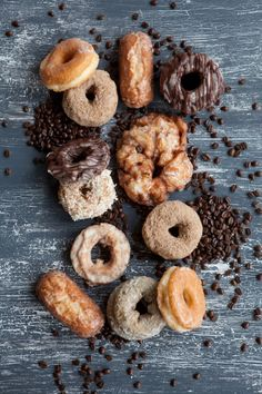 Donuts & Coffee around STL (So Yum)