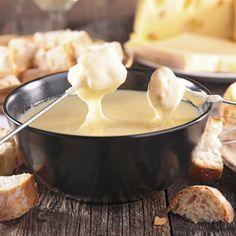 Receta de fondue