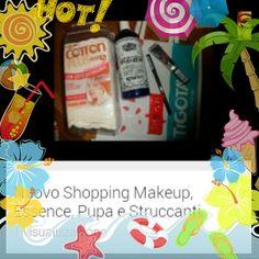Nuovo Shopping Makeup, Essence, Pupa e Struccanti: https://youtu.be/PT0hedao4vU