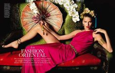 80 Gorgeous Geisha Features - Use these Chic Shoots as Inspiration for a Geisha Halloween Costume