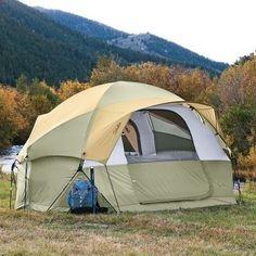 Cabelas Bunkhouse Tents at Cabelas