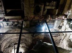 An Italian man's dream to open a modest restaurant became an archaeological obsession when he broke ground in order to repair a faulty toilet. The underground world filled with centuries of hist