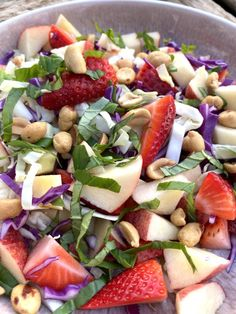 Fruit Salad, Salad Recipes, Fruit Salads, Recipes For Salads, Macedonia