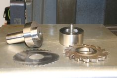 Making a Milling tool Arbor
