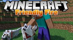 """Friendly Fire Mod 1.11.2/1.10.2 for Minecraft was programmed for the players who are difficult in fighting with other monsters along with their pets – loyal dogs. It is a situation that the players meet after updating Combat Update. When Mojang decides to bring a new system called """"cooldown"""" to..."""