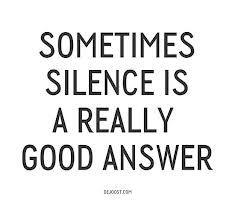 #silence #o|i