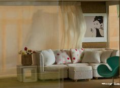 Magnifico interior del Loft Costa Azahar enviado por Isabel de St. Cugat, Barcelona.