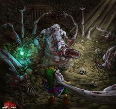 Dead Hand Zelda Link's Blacklist