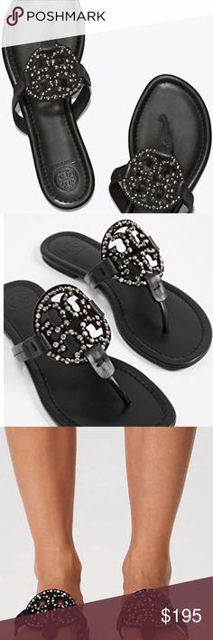 0c3b65717 Tory Burch Miller sandals. NIB Tory Burch Miller sandals. Size 6 and 7.