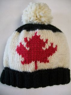 We are knitting our way through the Olympics this week, one hand holding onto our needle and the other waving wildly as the medal count grow. Baby Hat Patterns, Knitting Patterns Free, Knit Patterns, Free Knitting, Baby Knitting, Free Pattern, Charity Knitting, Sewing Patterns, Yarn Projects