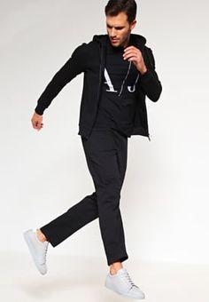 Armani Jeans Sweatjacke - black - Zalando.de