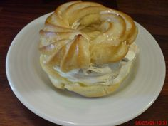 Veterník (Slovak cream puff pastry) have to find a gluten free recipe