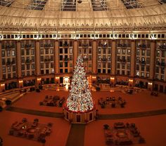 7 Stay At The Stunning West Baden Springs Hotel