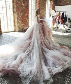 So much tulle!!✨❤️ Dress: @katesofficial .  #dress #inspire #GORG