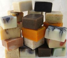 I have always wanted to make homemade soap!
