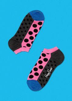 Dot Split Low Socks