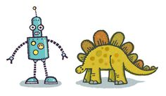 robot drawings - Google Search