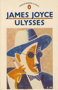 """Ulysses"" is a modernist novel by Irish writer James Joyce James Joyce, Penguin Books, Book Cover Design, Book Design, Great Novels, Penguin Classics, Vintage Book Covers, Book Authors, Cover Art"