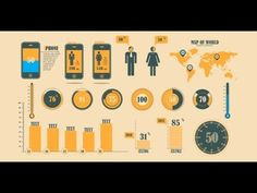 Experimental Infographic by Experimental Infographic FULL HD 1920100 Easy customization (by expressions) No plugins needed Video tutorial with su After Effects Projects, After Effects Templates, Infographic Video, Infographics, Catfish And Carp, Video Subtitle, Presentation Design, The Help, Web Design