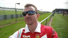 Selfie Silverstone