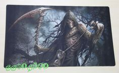 A739 Free Mat Bag Grim Reaper Trading Card Game Playmat Desk Mat Large Mouse Pad | Toys & Hobbies, Collectible Card Games, CCG Supplies & Accessories | eBay!