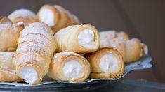Fresh Cream, Doughnut, Sausage, Garlic, Cheesecake, Rolls, Favorite Recipes, Chocolate, Vegetables