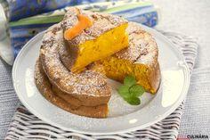 Receita de bolo de cenoura. Descubra como cozinhar estebolo de cenoura de maneira prática e deliciosa com a Teleculinária!