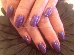Purple haze gel polish
