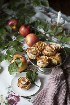ROSAS DE MANZANA, un capricho dulce y ligero. Paso a Paso | Sweet And Sour