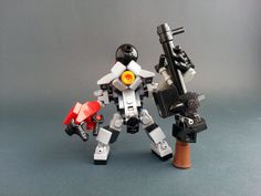 JHI-272 Marmot with custom autocannon | Flickr - Photo Sharing!