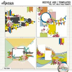 Recycle #03 | Templates