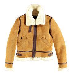 Women's Suede B3 Bomber Jacket