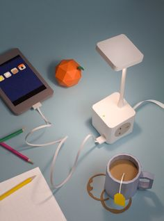 Paper Craft by Nick Colvin, via Behance