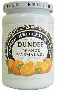 Scottish Recipes: Dundee Marmalade Recipe Ingredients: 2 lb Seville or bitter oranges 2 lemons 8 cup water 4 lb preserving sugar
