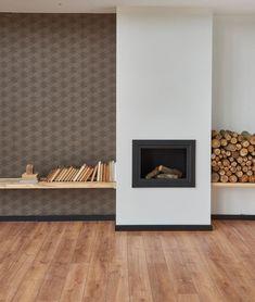 10 cheminées modernes pour un intérieur design - M6 Deco.fr