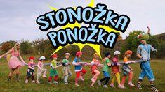 Štístko a Poupěnka - Stonožka Ponožka Youtube, Youtubers, Youtube Movies