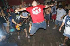 Justify - straight edge hardcore band from Buenos Aires, Argentina