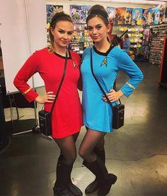 Star Trek Rpg, Star Wars, Star Trek Uniforms, Cosplay Costumes, Real Costumes, Fantasy Costumes, Cosplay Ideas, Star Trek Cosplay, Star Trek Images