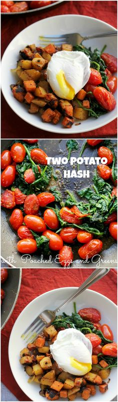 Two Potato Hash ~ St