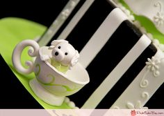 Maltese Dog in Teacup Maltese cutties