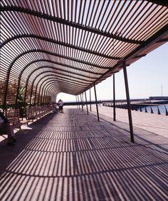 Correa + Estévez Arquitectura - Paseo Marítimo del Puertito de Güimar, Tenerife - Paisajismo