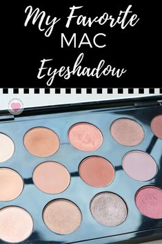 My Favorite Mac Eyes